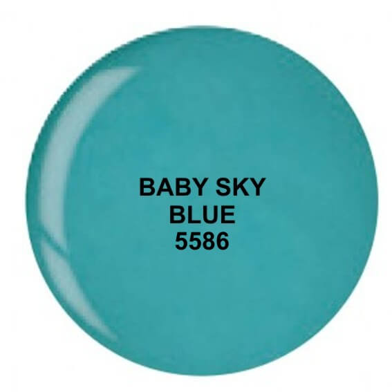 Dip System puder kolorowy Baby Sky Blue 14 g 5586
