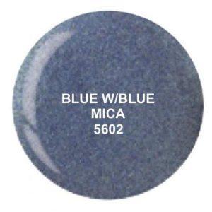 Dip System puder kolorowy Blue W Blue Mica 14 g 5602