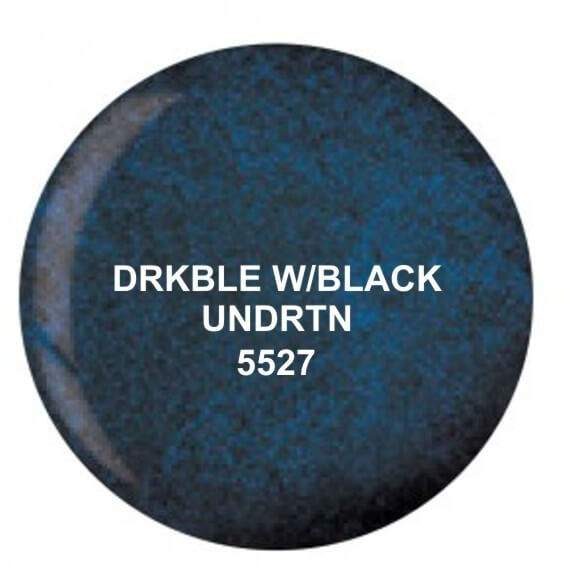 Dip System puder kolorowy Drkble W Blck Undrtn 14 g 5527