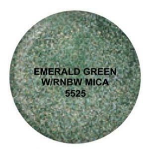 Dip System puder kolorowy Emerald Green W Rnbw Mica 14 g 5525