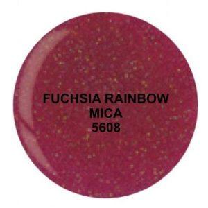 Dip System puder kolorowy Fuchsia Rainbow Mica 14 g 5608