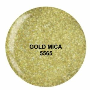 Dip System puder kolorowy Gold Mica 14 g 5565