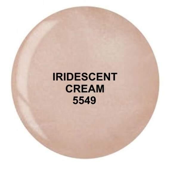 Dip System puder kolorowy Iridescent Cream 15 g 5549