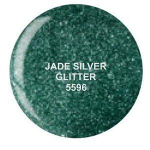 Dip System puder kolorowy Jade Silver Glitter 14 g 5596