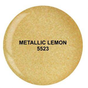 Dip System puder kolorowy Metallic Lemon 14 g 5523