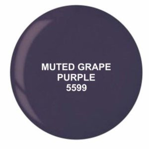 Dip System puder kolorowy Muted Grape Purple 14 g 5599