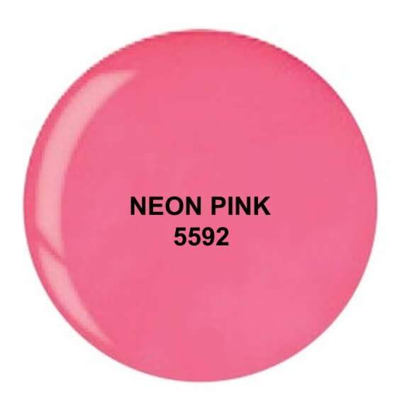 Dip System puder kolorowy Neon Pink 14 g 5592