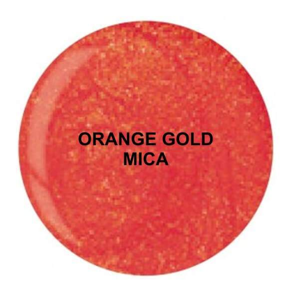Dip System puder kolorowy Orange Gold Mica 14 g 5590