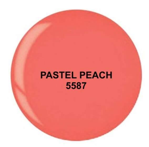 Dip System puder kolorowy Pastel Peach 14 g 5587
