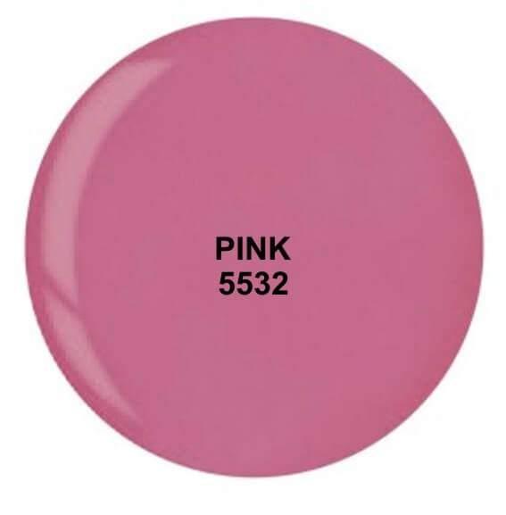 Dip System puder kolorowy Pink 15 g 5532