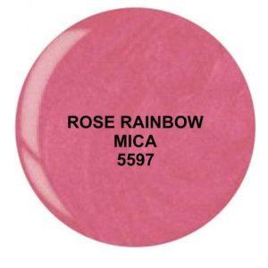 Dip System puder kolorowy Rose Rainbow Mica 14 g 5597