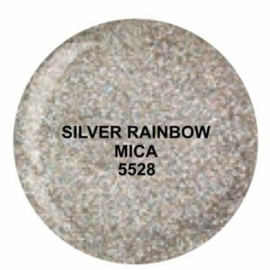 Dip System puder kolorowy Silver Rainbow Mica 15 g 5528