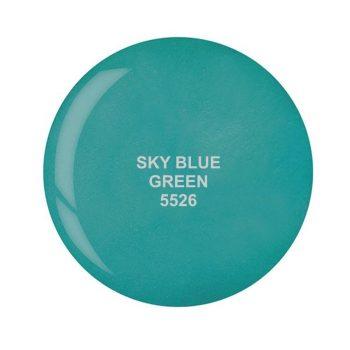 Dip System puder kolorowy Sky Blue Green 15 g 5526