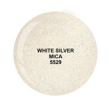 Dip System puder kolorowy White Silver Mica 15 g 5529