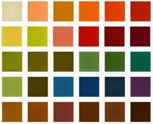 Typ jesien kolory