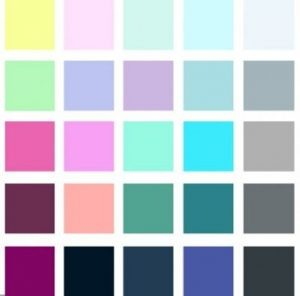 Typ lato kolory